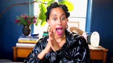 Tracee Ellis Ross discusses her hair product line