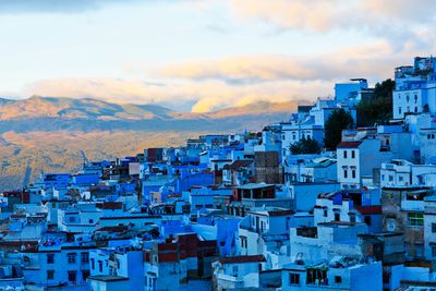 <strong>Chefchaouen, Morocco</strong>