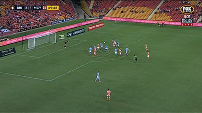 Papadopoulos double ends Roar's misery