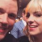 Anna Faris reveals Chris Pratt gave her a 'heads up' before his engagement