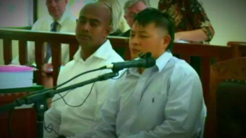 Bali Nine ringleaders Myuran Sukumaran and Andrew Chan. (AAP)