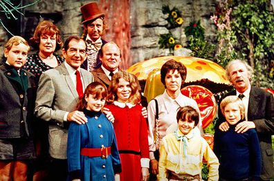 Denise Nickerson on Willy Wonka and the Chocolate Factory