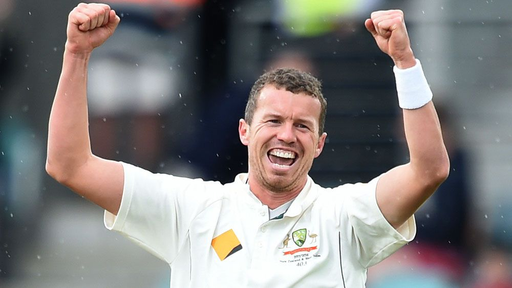 Siddle thrilled to be back on Boxing Day