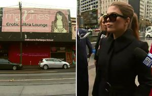 Belle Gibson's secret job at Melbourne strip club revealed