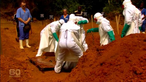 WHO declares deadly Ebola outbreak in west Africa over