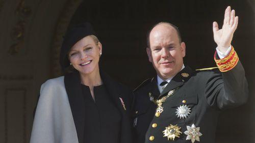 Prince Albert II and Princess Charlene of Monaco expecting royal twins