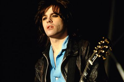 The mysterious guitarist for Brit rock band Manic Street Preachers withdrew a stack of money from his bank account in 1995 and vanished without a trace, leaving his car by a bridge.<P>He was never seen again, and his family finally agreed to declare him legally 'presumed dead' in 2008, though 'Richey' was reportedly sighted in Goa and Lanzarote in recent years.