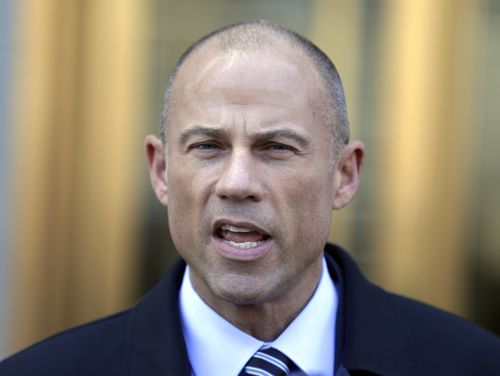 Michael Avenatti, Stormy Daniels' lawyer, has accused Donald Trump and of deceiving the court and the US public.