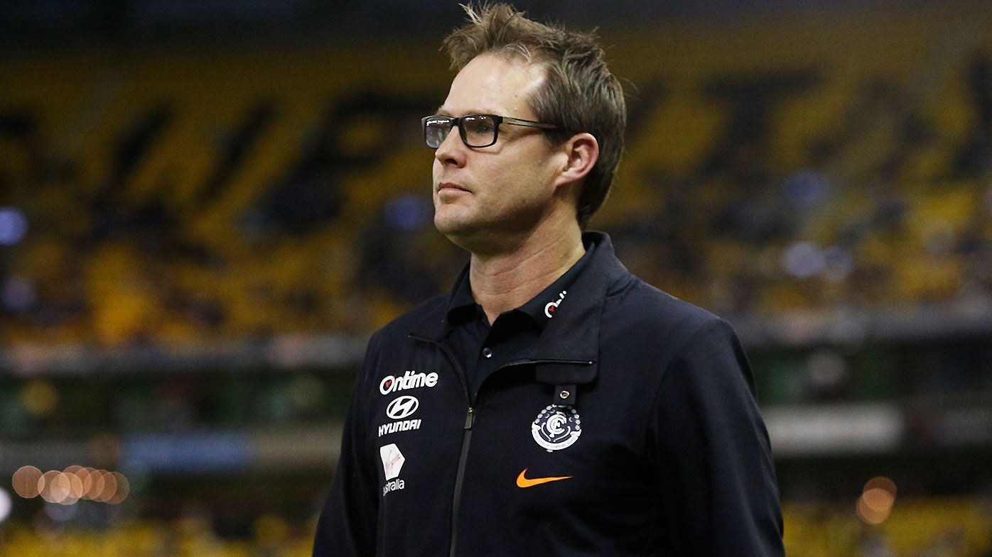 Devastating impacts of AFL's financial crisis continue as Carlton is forced to cut ties with VFL affiliate
