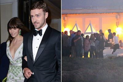 Justin Timberlake and Jessica Biel finally tied the knot in May after five years of on-off dating.