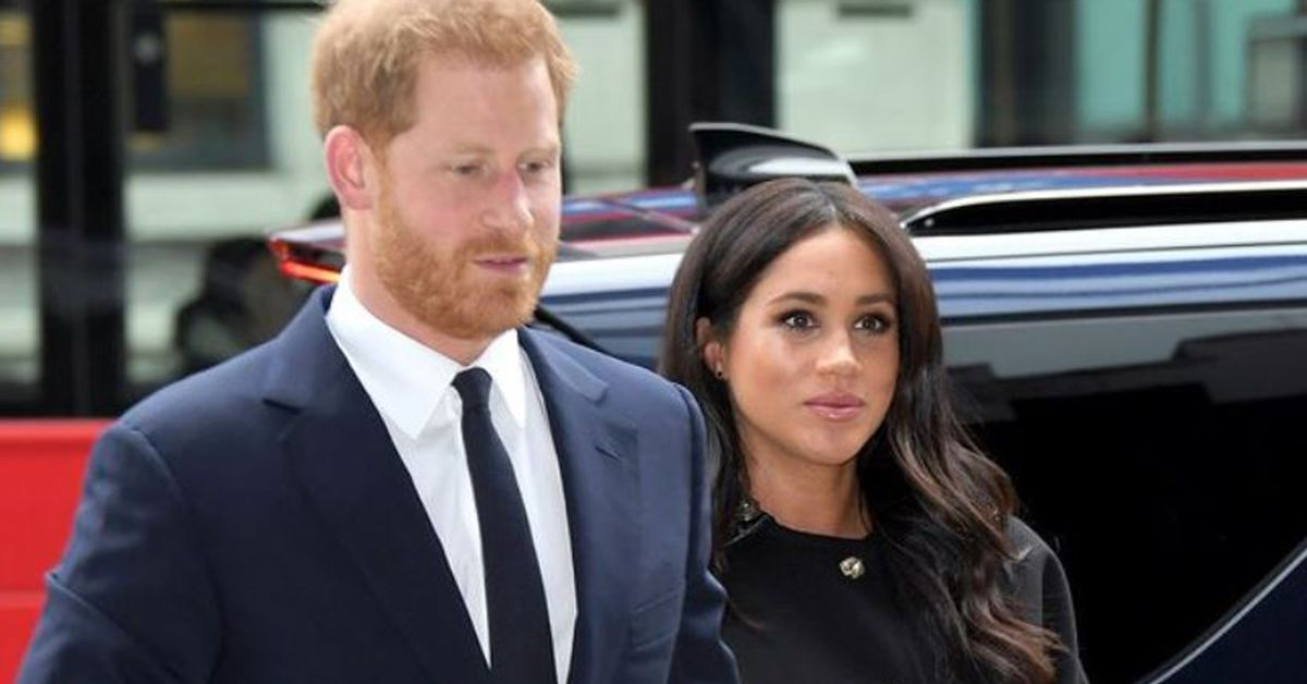 The email Harry and Meghan sent that 'made everything fall apart' – 9Honey