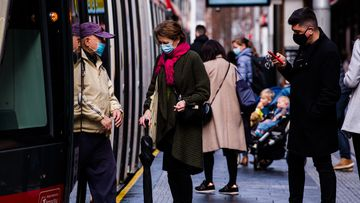 Masks are mandatory across Greater Sydney on public transport and at all indoor venues until at least next week.
