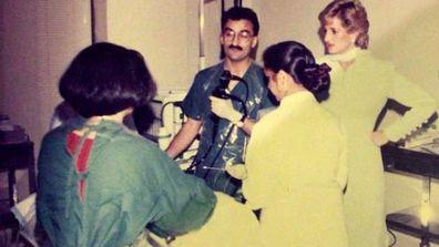Princess Diana Dr Aasim Yusuf