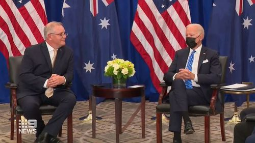 US declares Australia its closest ally