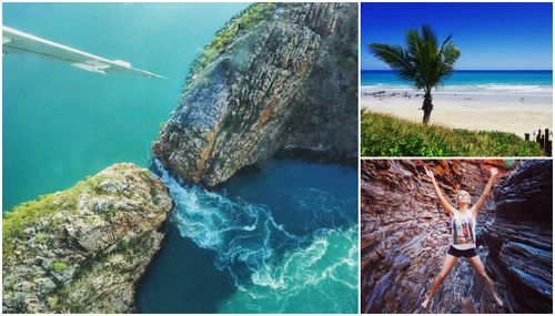 In need of a holiday? These are the top five places to visit in Australia if you're looking for near-perfect weather.