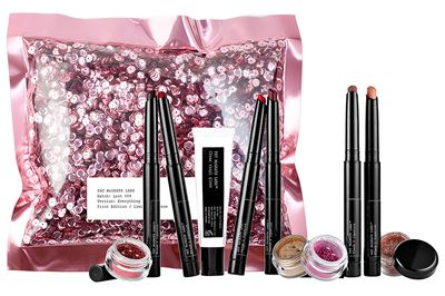 """<a href=""""https://www.patmcgrath.com/products/lust-004-kits"""" target=""""_blank"""">Pat McGrath Lip Kits, $79.48,available from November 15, 2016.</a>"""