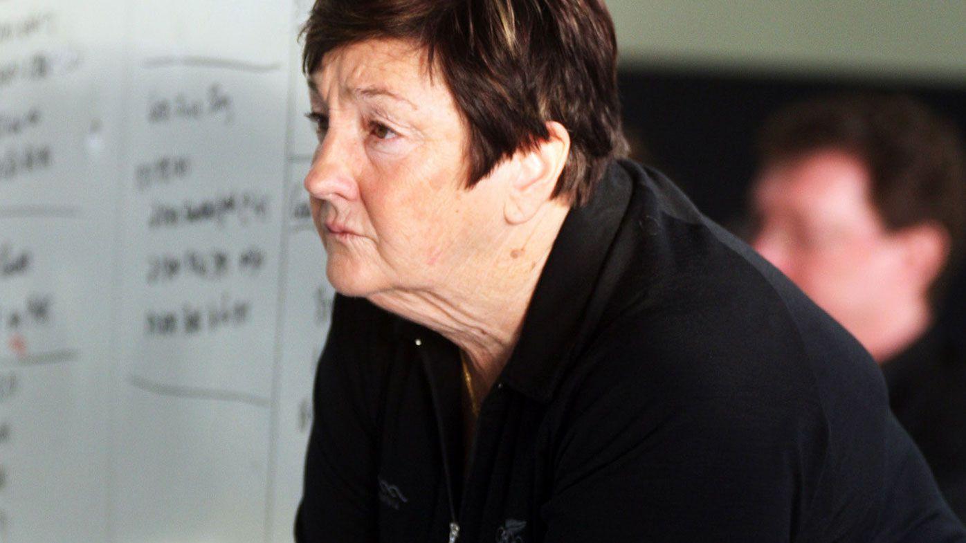 Top Australian swim coach Jan Cameron dies