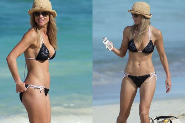 Well Above Par Check Out Tiger Woods Ex Wife Elin