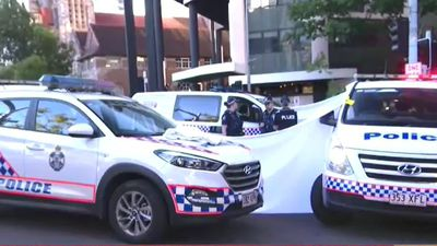 Woman dies after being hit by bus in Brisbane CBD