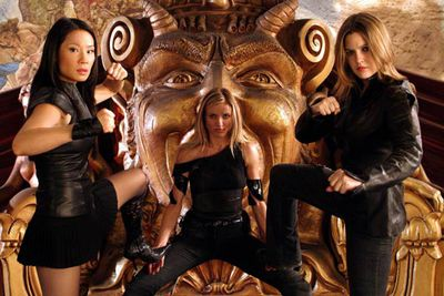 Goodbye to the 70s flares and hair flicks, and hello modern fighting machines! These girls managed to pump some new life into the old franchise with their 2000 and 2003 films, showing us you can actually run in heels, dodge bullets and decode dangerous techy stuff.