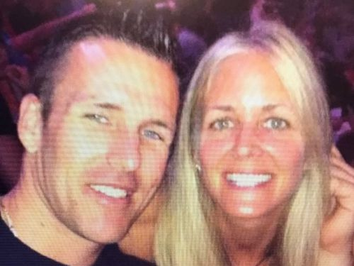 Gretchen S. Anthony filed for divorce in February.