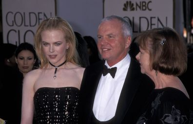 Nicole Kidman Antony Kidman Janelle MacNeille