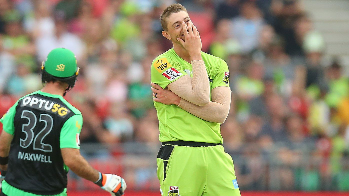 Melbourne Stars survive BBL scare to shade Sydney Thunder