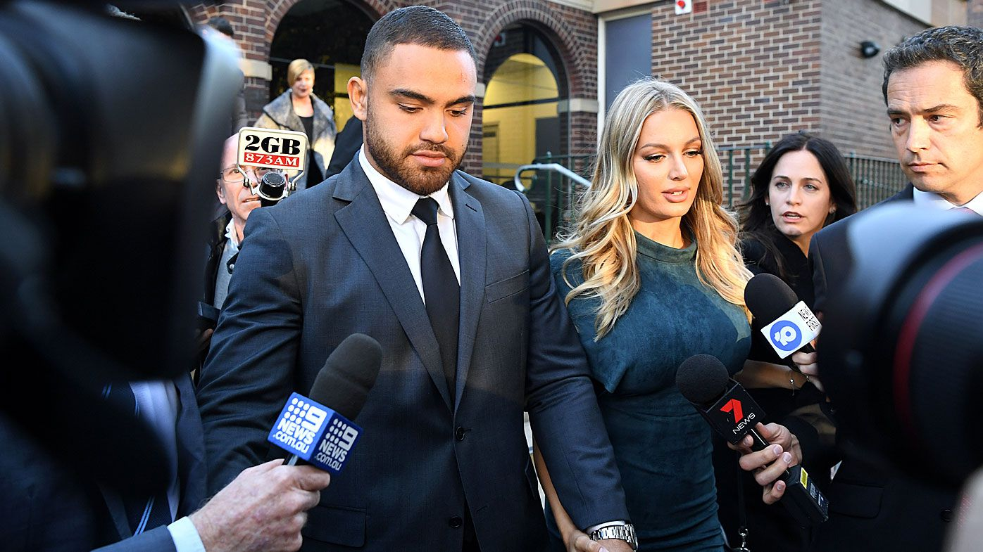 Not guilty Dylan Walker set for NRL return after being cleared of domestic violence charges