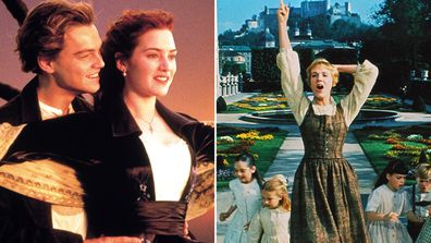 Titanic and The Sound of Music