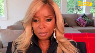Mary J. Blige has opened up about her early years to Today's Ally Langdon.
