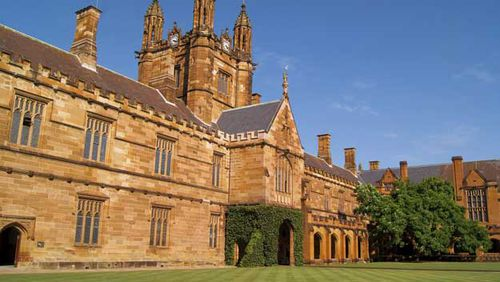 Sydney University sacks male student at centre of nude photo controversy