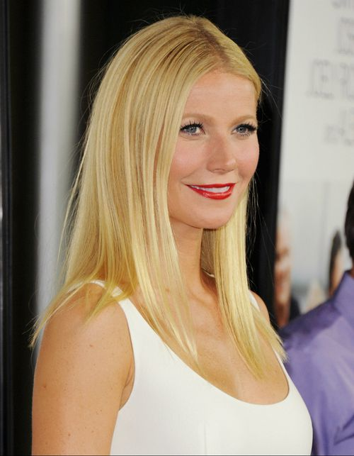 Gwyneth Paltrow was the fourth highest paid actress over the past year. (Getty)