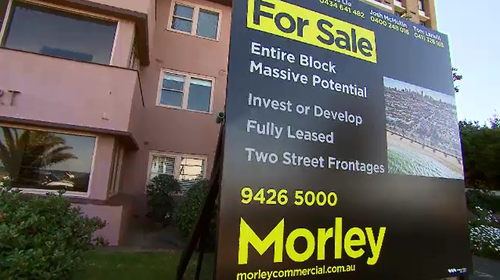 The number of first home buyers is at its highest level in Australia in 10 years.