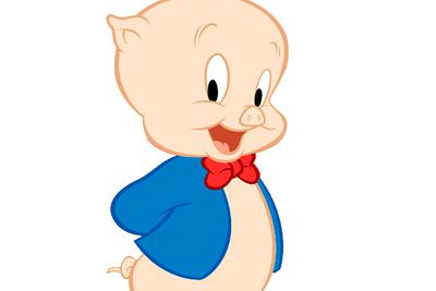 The hapless loveable pig is usually typecast as a st-st-st-stuttering everyman who plays second fiddle to the top-tier Looney Tunes characters, though he wasn't always known as a sidekick.
