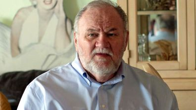 Thomas Markle in Channel 5 documentary Thomas Markle: My Story