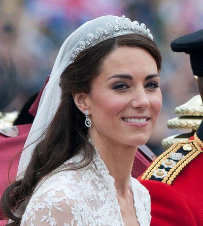 Kate's wedding earrings