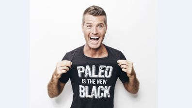 Pete Evans in a photo taken for the Good Weekend in 2016.