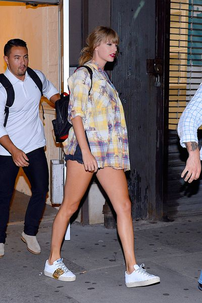 Taylor Swift in New York on July 18, 2018