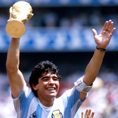 Diego Maradona (November 25, 2020)