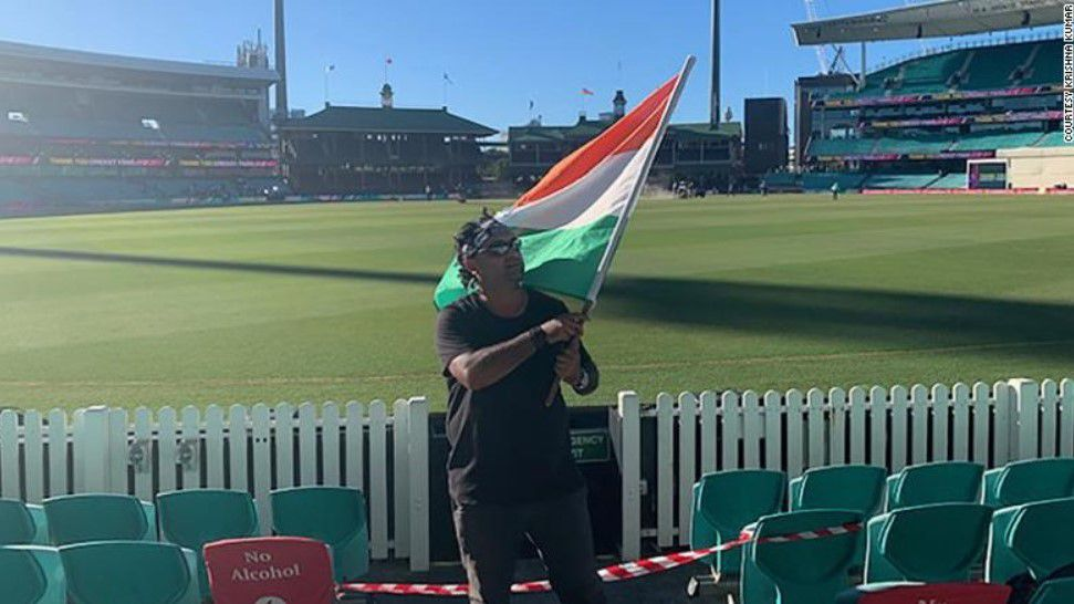 India fan's harrowing account of alleged racial abuse and profiling at SCG Test