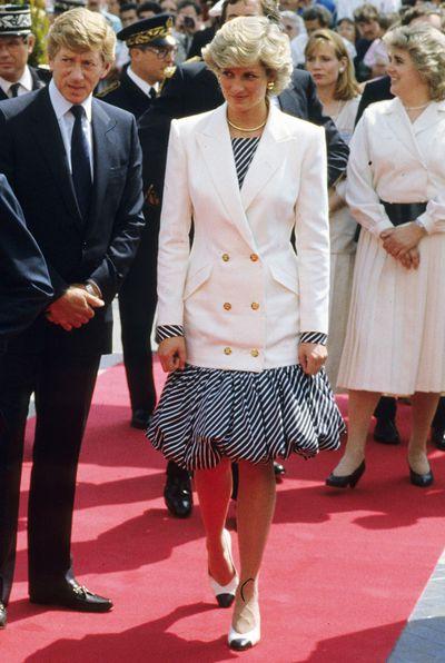 Princess Diana, 1987