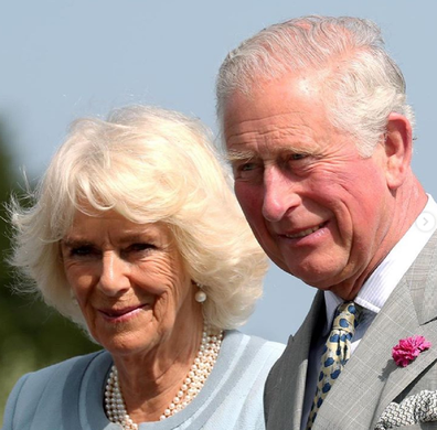 Prince Charles and Camilla working during the coronavirus crisis