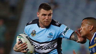 Cronulla Sharks taste victory as Parramatta Eels remain winless