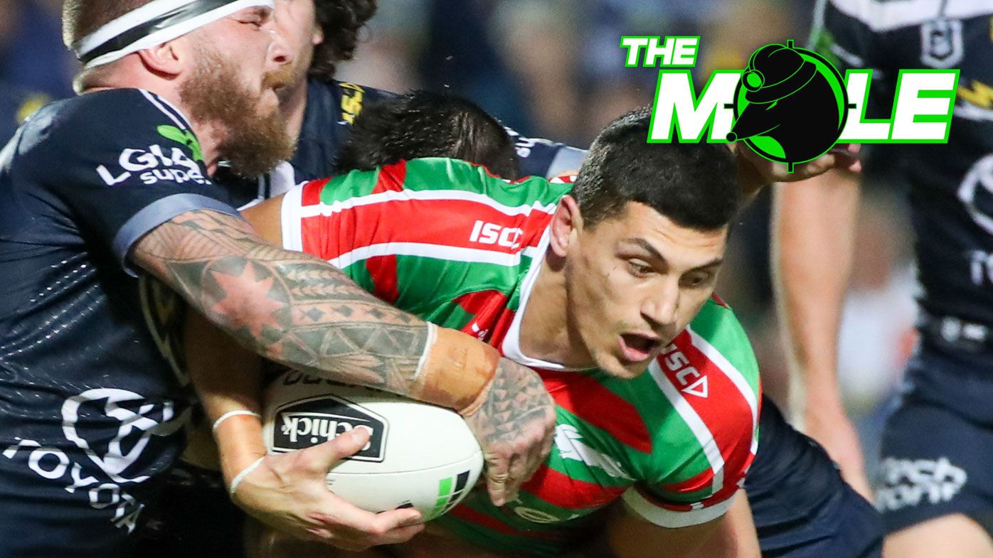 The hidden heartbreak behind South Sydney's comeback win over the Cowboys