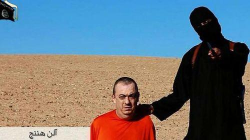 British man Alan Henning has also been threatened by Islamic State execution. (Supplied)