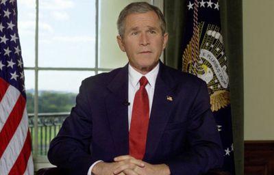 George W Bush 9/11