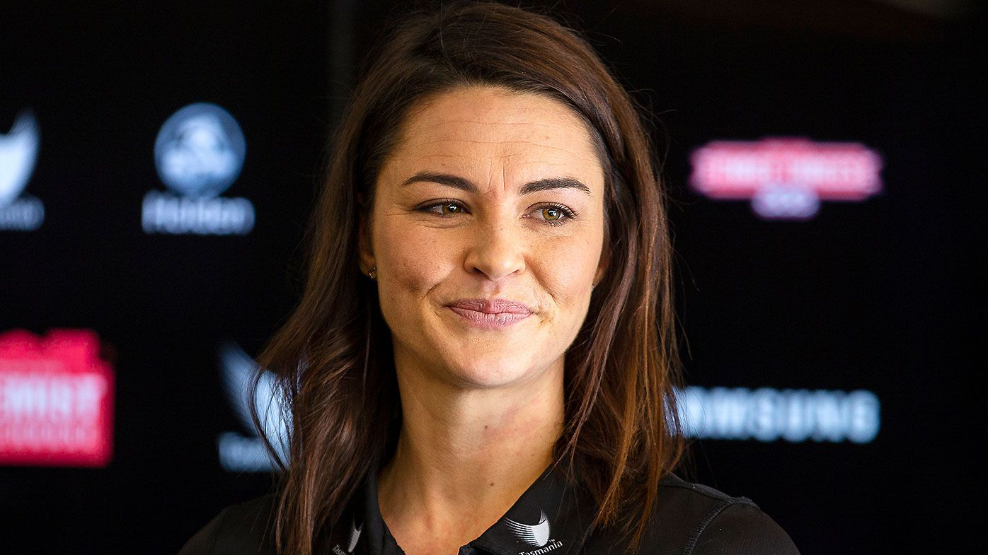 Retiring netball icon Sharni Layton discusses importance of mental health issues following personal battle