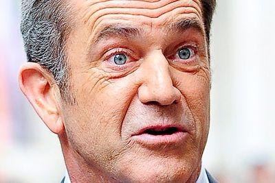 """When Mel Gibson was arrested for DUI by a Jewish police officer in 2006, he berated her, """"Are you a Jew? F---ing Jews ... the Jews are responsible for all the wars in the world."""" (Oh and he also believes the Holocaust never happened.)"""