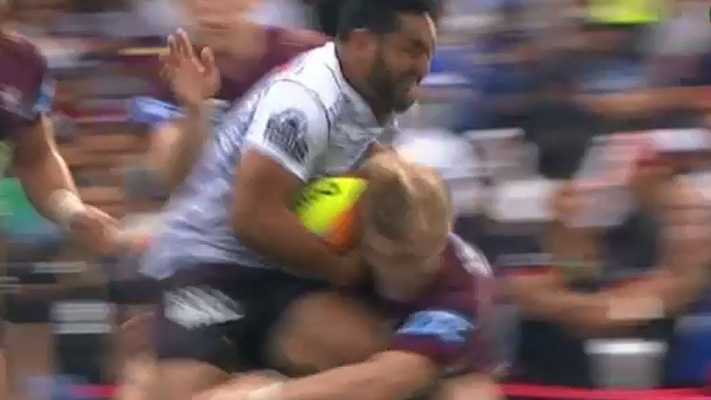 Hurrell escapes suspension for kneeing