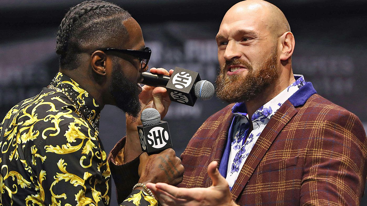 Tyson Fury to give seven-figure pay day from Deontay Wilder bout to homeless